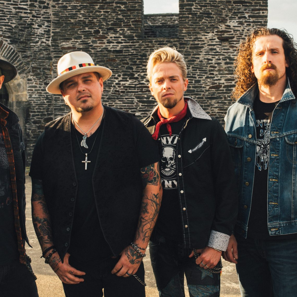 Black Stone Cherry take on Son House's 'Death Letter Blues'
