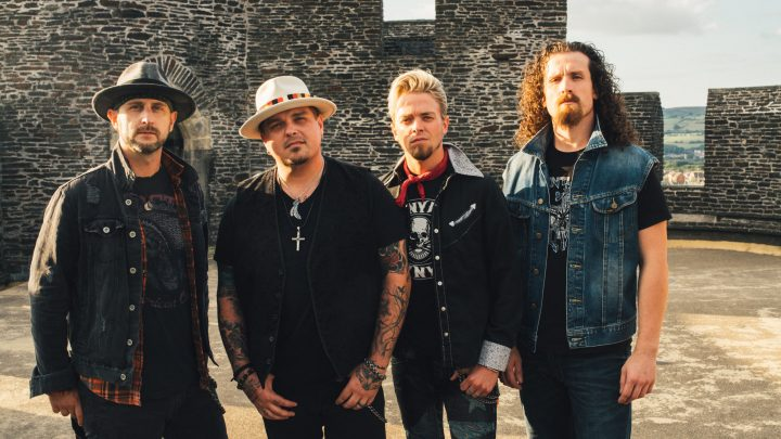 BLACK STONE CHERRY postpone UK dates to 2021