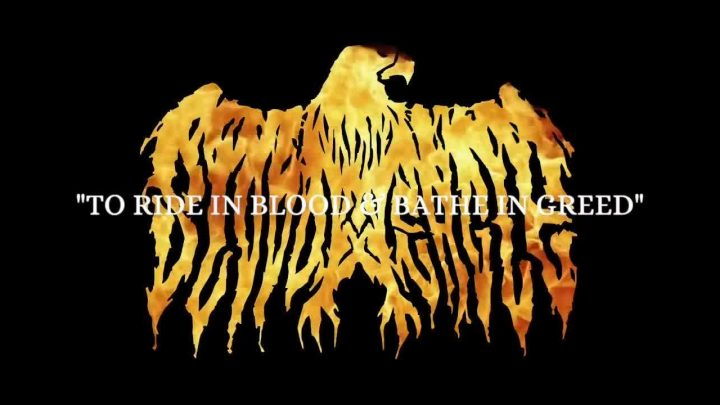 Blood Eagle – To Ride In Blood and Bathe In Greed Part I