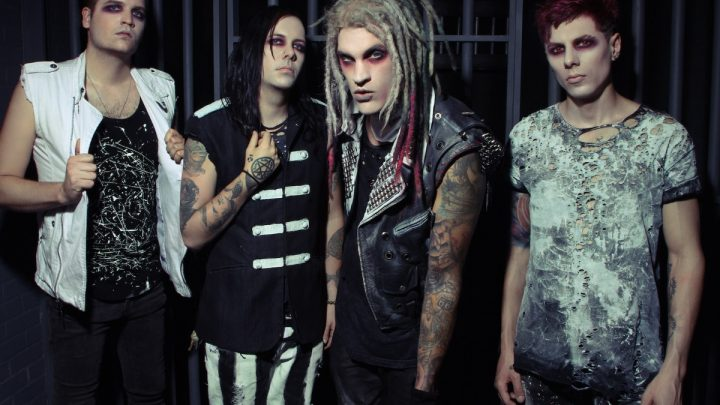 "Davey Suicide Announce New Album ""Rock Ain't Dead"""