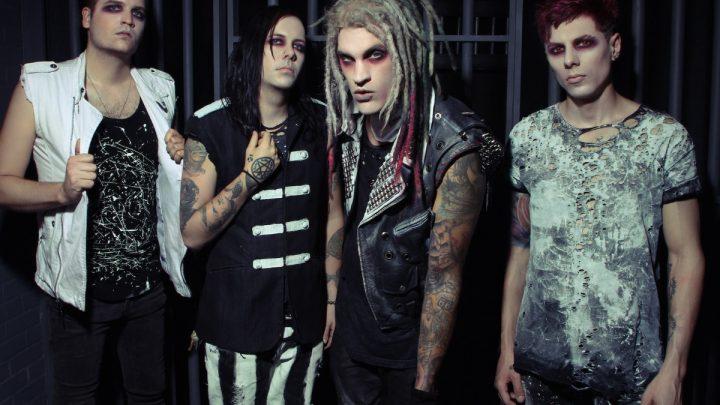 """Davey Suicide Announce New Album """"Rock Ain't Dead"""""""
