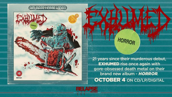 Exhumed – Horror