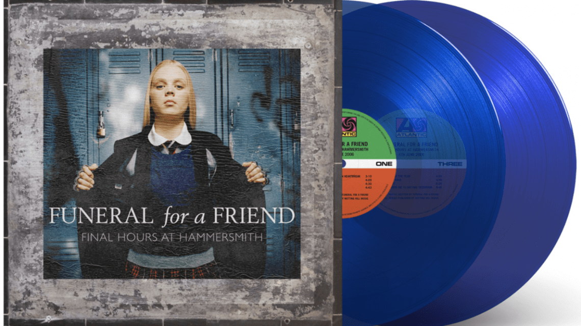 Funeral For A Friend – 'Final Hours At Hammersmith'