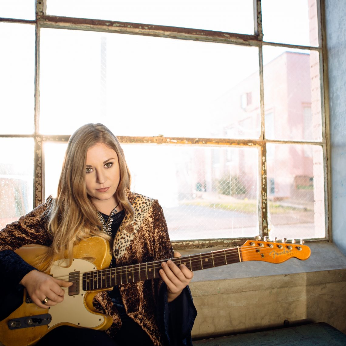 Interview with Joanne Shaw Taylor