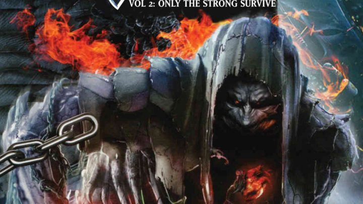 Killer: Volume Two: Only The Strong Survive 4CD Boxset