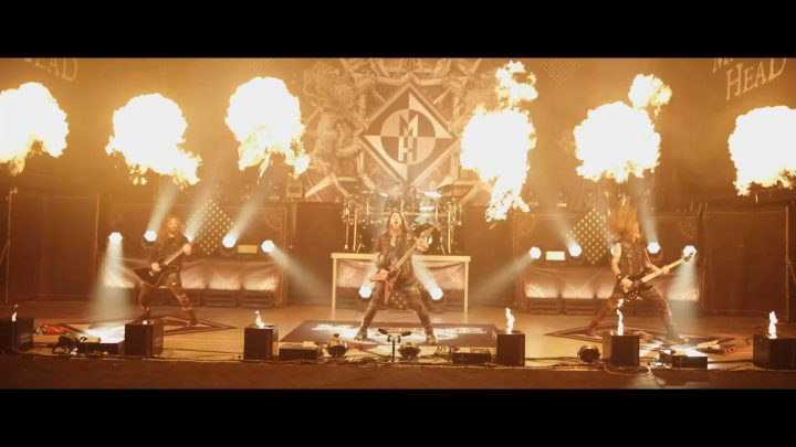 MACHINE HEAD drop new track, 'Circle The Drain'