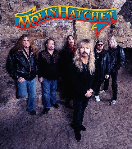 MOLLY HATCHET releases new live album in November!