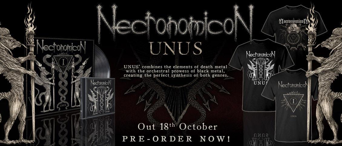 """Necronomicon – """"Unus"""""""
