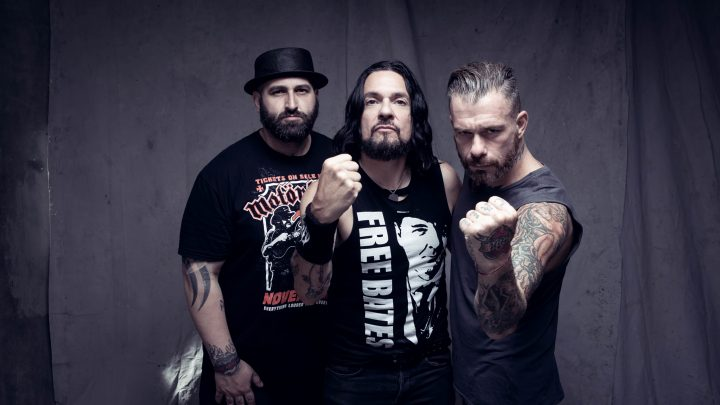 PRONG releases new digital single and song video!