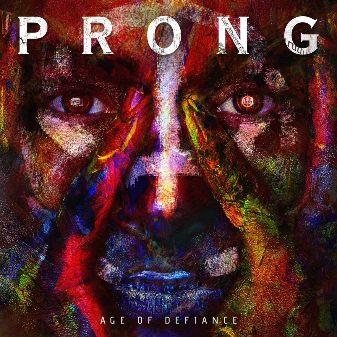 PRONG  – NEW EP OUT in NOVEMBER