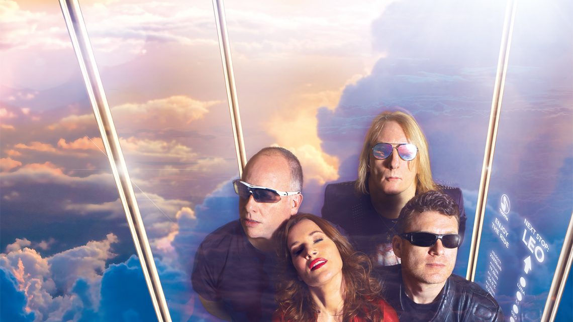 SPACE ELEVATOR  ***New album teaser released today, tour dates with Russ Ballard confirmed ***