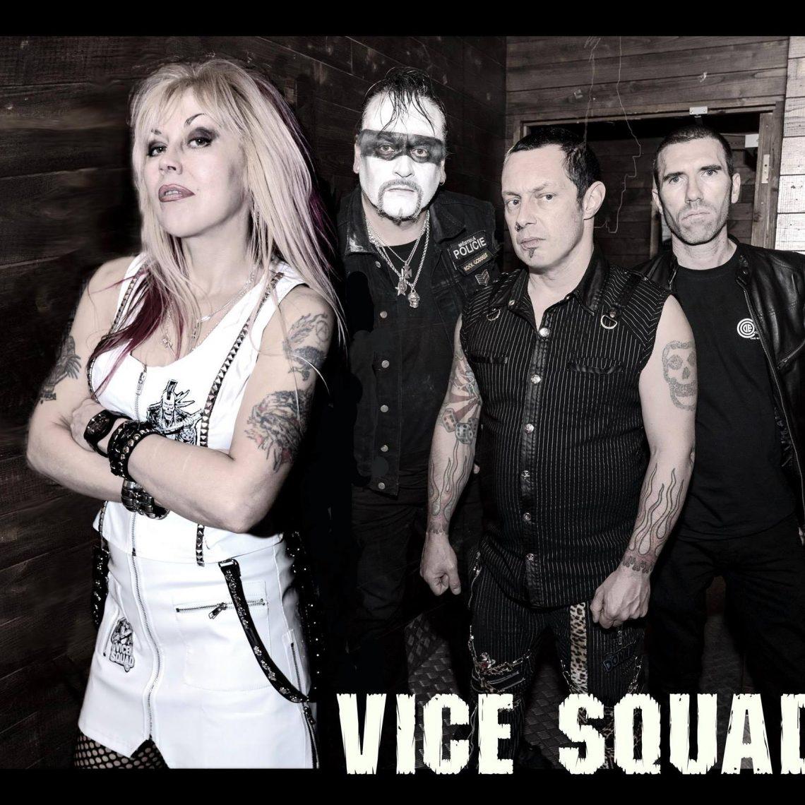 Vice Squad: The Albums 1981-84, 5CD Boxset