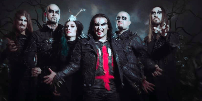 Cradle of Filth at London Palladium, London, England, October 19th 2019
