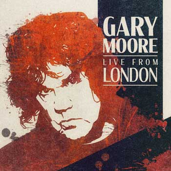 Gary Moore's releases 'Still Got The Blues (live)'