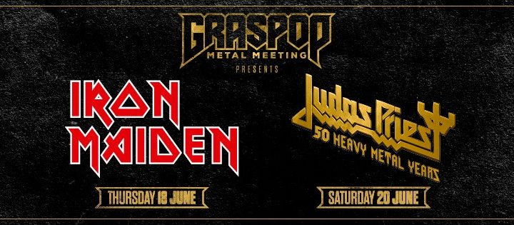 Judas Priest to celebrate 50th anniversary at Graspop Metal Meeting
