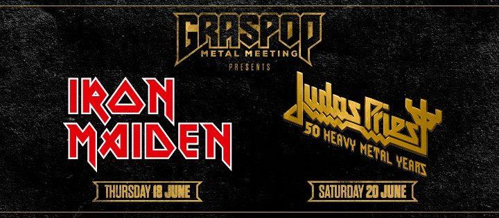 Big batch of names confirmed for Graspop Metal Meeting XL edition 2020