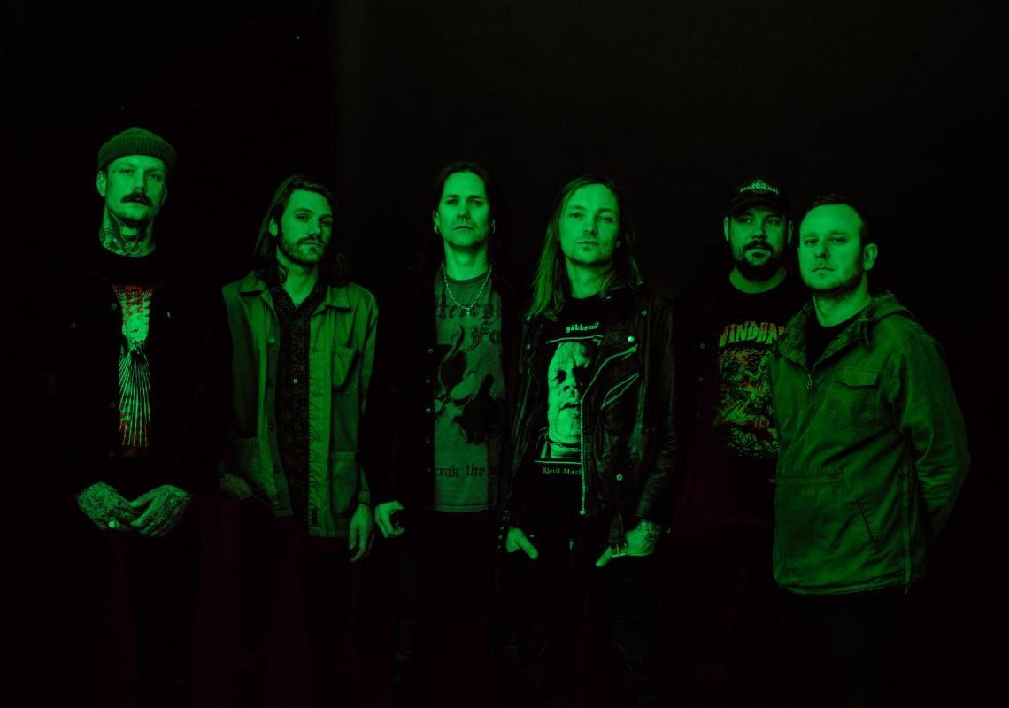 KVELERTAK SIGN TO RISE RECORDS  NEW ALBUM 'SPLID' SET FOR RELEASE ON FEBRUARY 14