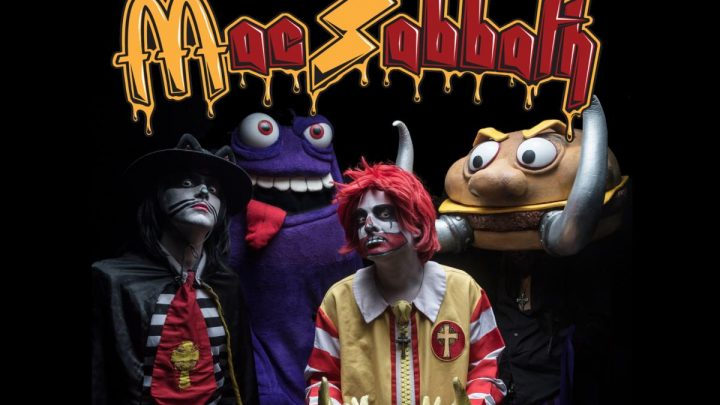 Drive-Thru Metal Kings MAC SABBATH Schedule 2020 Return to Los Angeles