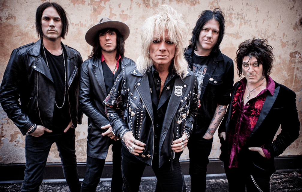 Glam Punk Legend Michael Monroe Joins a Fantastic Line-Up for Call of the Wild Festival's Second Coming in 2020