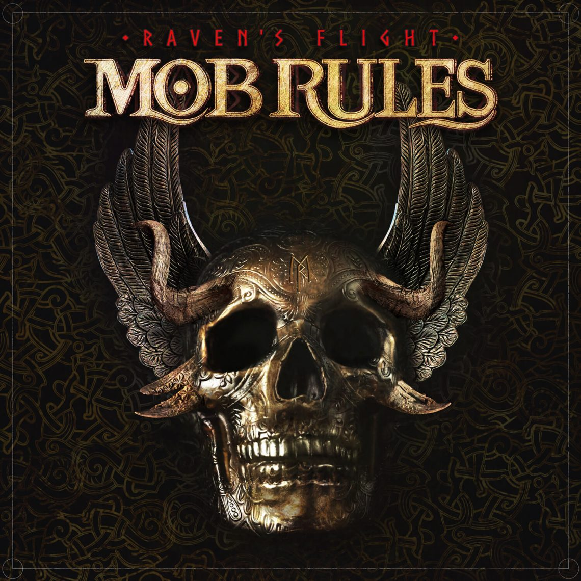 """Mob Rules cuts the waiting time until their next album with a cover of Amon Amarth's """"Raven's Flight""""."""