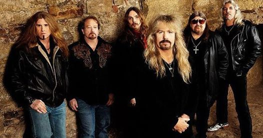 Molly Hatchet – Battleground