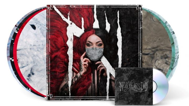 New Years Day Announce Limited Edition Collective Box Set 'Through The Years'