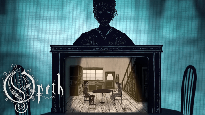 OPETH RELEASE NEW ANIMATED SHORT FILM FOR 'INGEN SANNING ÄR ALLAS (UNIVERSAL TRUTH)'