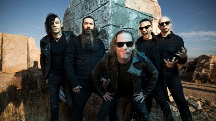 STONE SOUR announce 'Hello, You Bastards: Live In Reno'