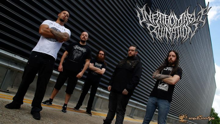 "UNFATHOMABLE RUINATION Premiere ""Defy the Architect"""