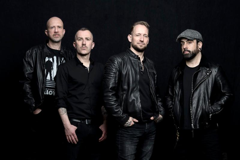 VOLBEAT CONFIRMS REWIND, REPLAY, REBOUND: LIVE IN DEUTSCHLAND TO BE RELEASED ON NOVEMBER 27 VIA REPUBLIC RECORDS
