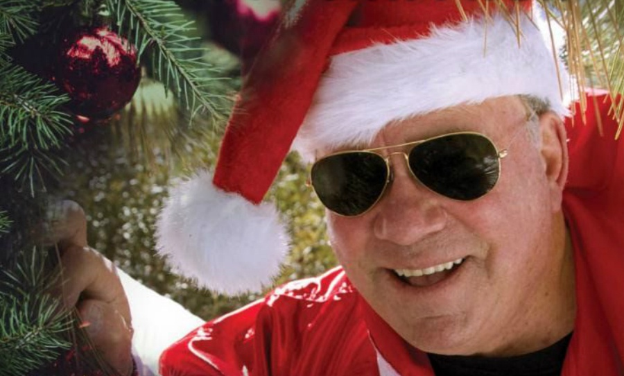 William Shatner has made a Christmas album with Henry Rollins and Iggy Pop