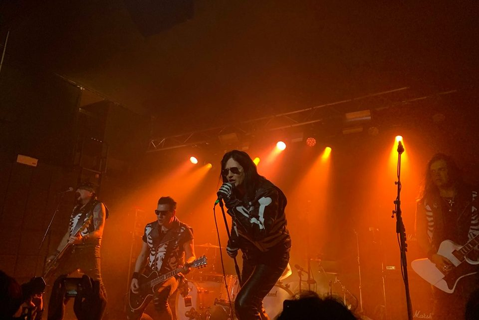 The 69 Eyes – The Garage, London (21/11/19)