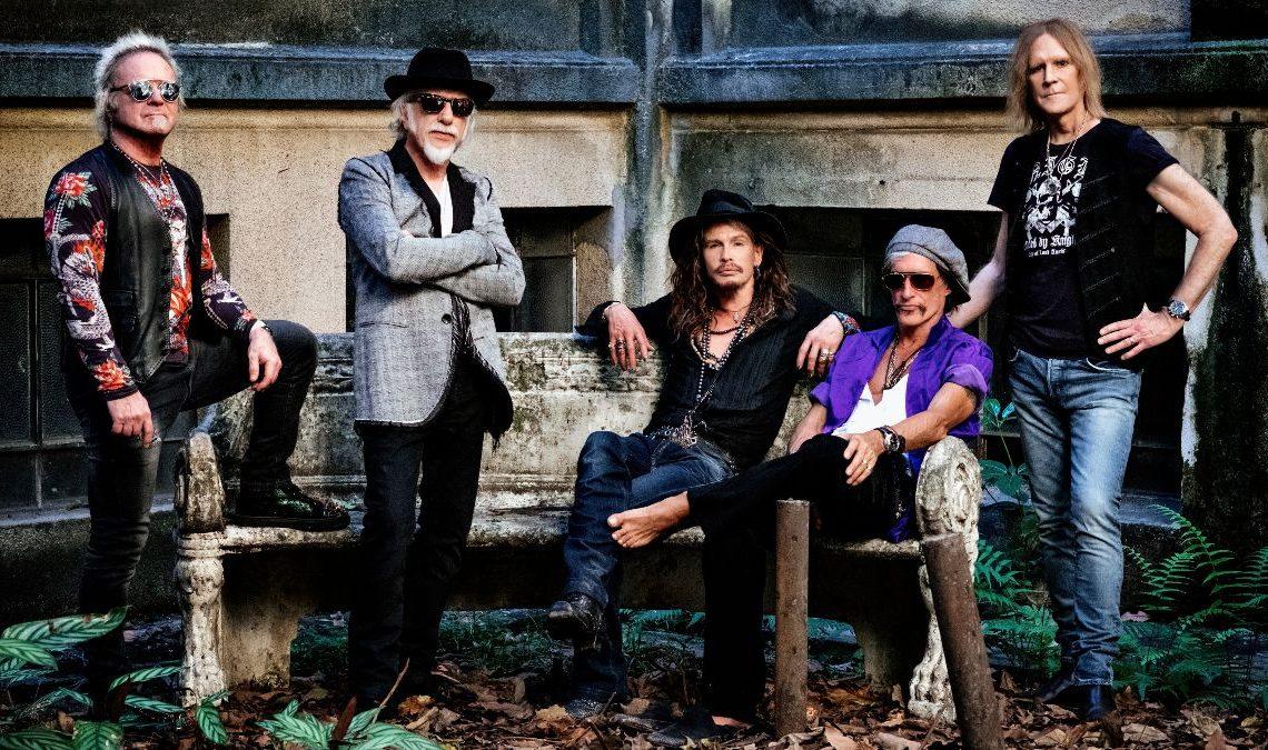 Aerosmith tops the bill at 25th Graspop Metal Meeting