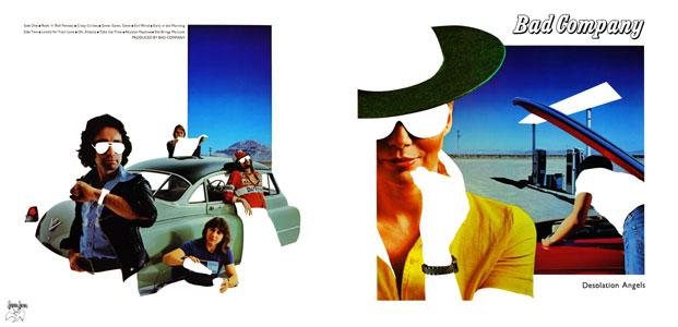 Bad Company – Desolation Angels – 40th Anniversary Double LP