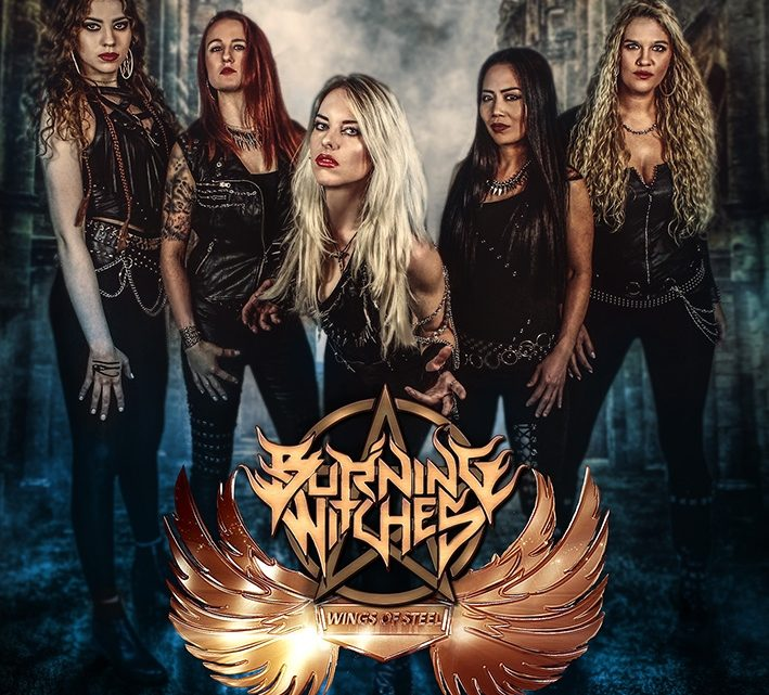 Burning Witches: Wings of Steel EP