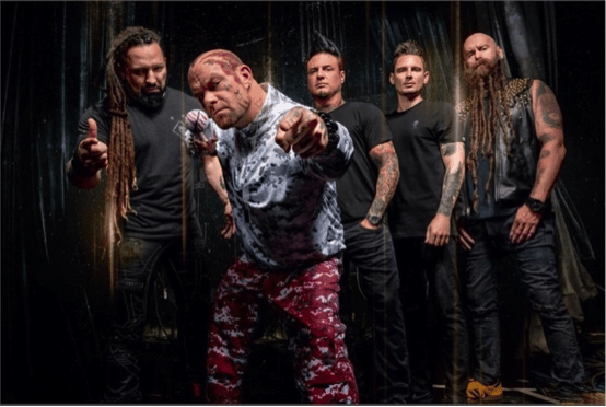 "Five Finger Death Punch – Announce Long Awaited 8th Album: ""F8"" in February 2020"