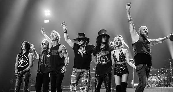 📢 Guns N' Roses・London・Just announced 📢