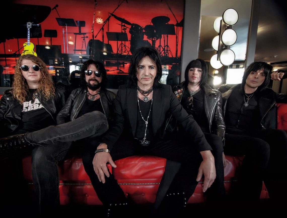 L.A. GUNS – 'Another Xmas In Hell' : new EP out 06.12.19