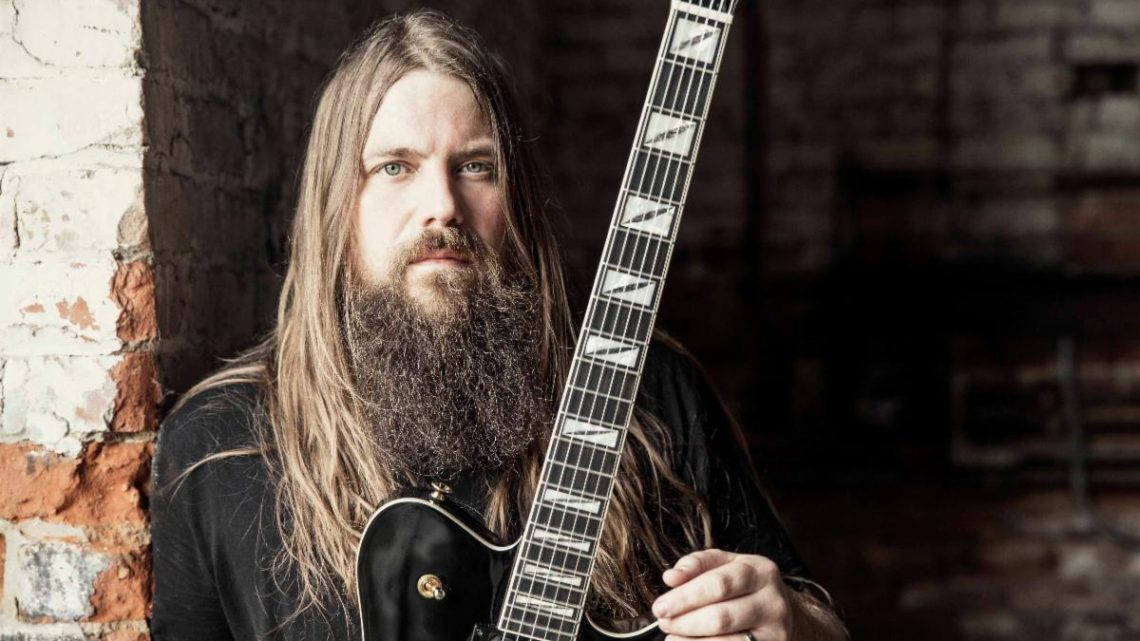 MARK MORTON releases first video from solo EP 'Ether', out today
