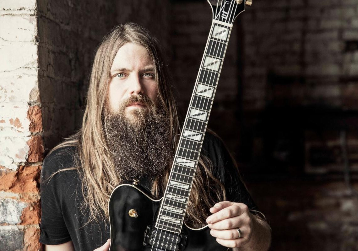 """MARK MORTON SHARES VIDEO FOR BLACK CROWES COVER """"SHE TALKS TO ANGELS"""" FEATURING HALESTORM'S LZZY HALE"""