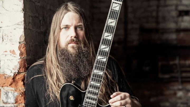 "Lamb of God Guitarist MARK MORTON Reveals Video for Cover of Pearl Jam Classic ""Black"""