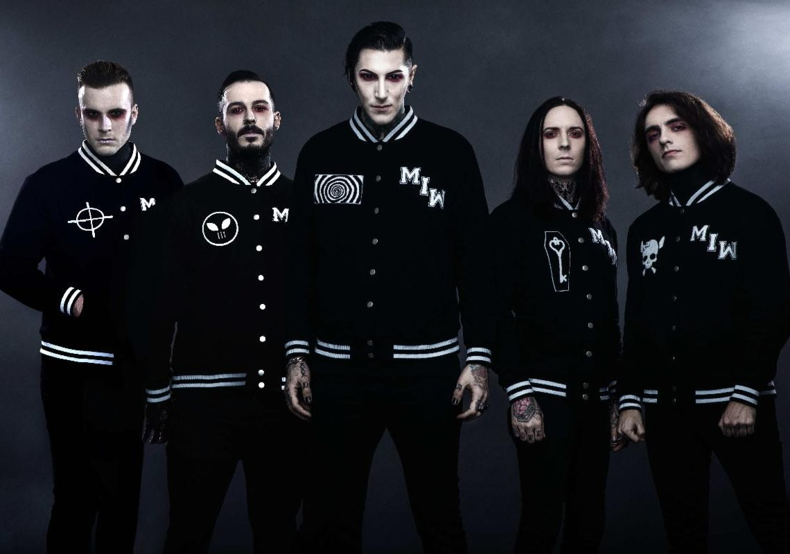 MOTIONLESS IN WHITE release new track, 'Creatures X: To The Grave', announce 'deadstream' event