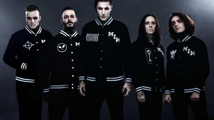 MOTIONLESS IN WHITE release 'Another Life' video, UK tour starts Sunday
