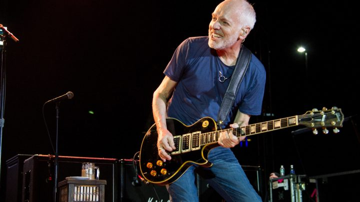 Peter Frampton – Announces Farewell UK Shows