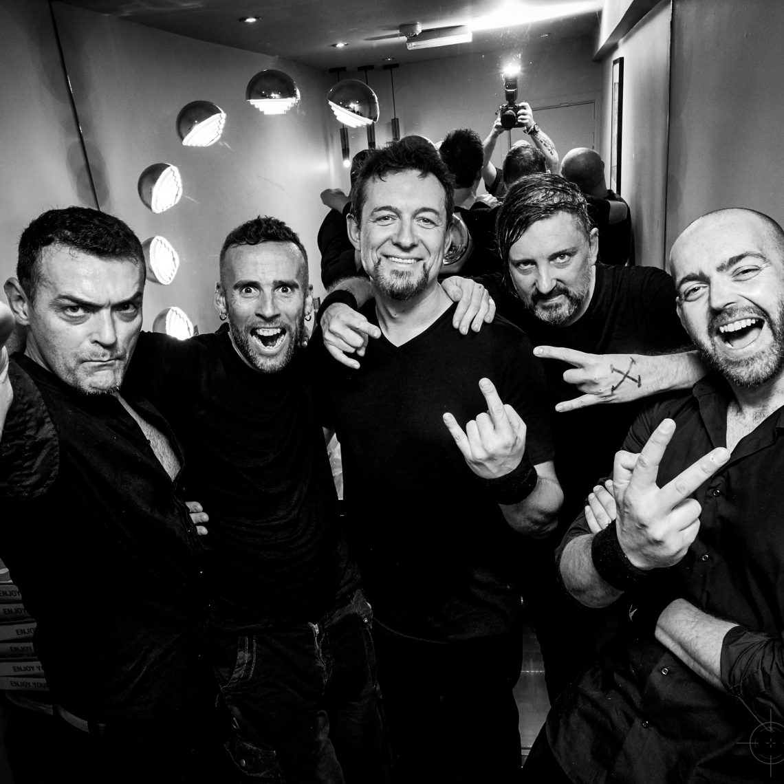 Pitchshifter Re-Release Their 'Un- United Kingdom' Single on January 31st, to Commiserate Brexit, Joined by Co-conspirators from: The Wildhearts, Fear Factory, 'A', Sikth, Hundred Reasons and Earthtone 9!