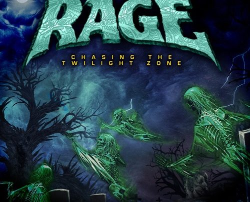 RAGE releases new single and lyric video
