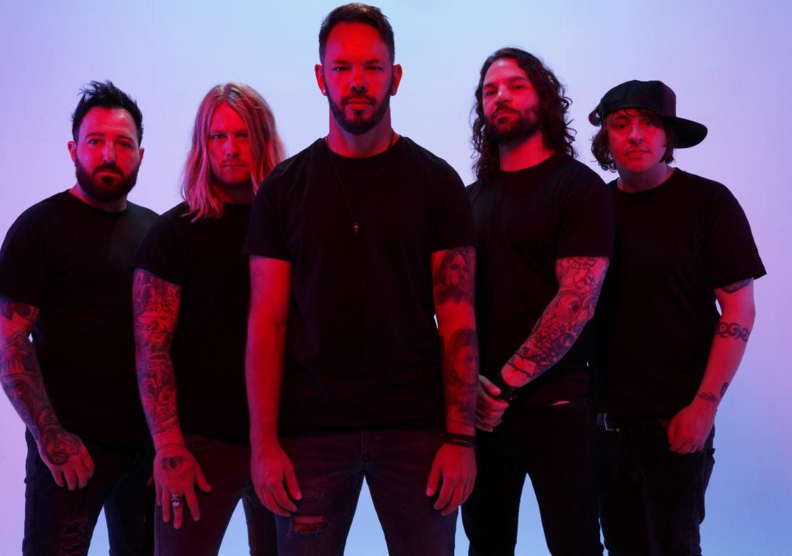 THOSE DAMN CROWS ANNOUNCE NEW ALBUM 'POINT OF NO RETURN' SET FOR RELEASE FEBRUARY 7, 2020