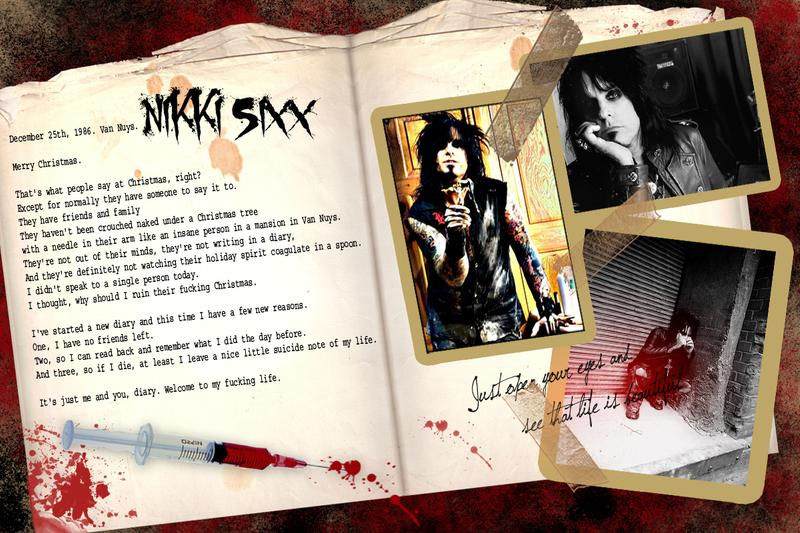 """NIKKI SIXX AND SIXX:A.M. – Launch New Video – """"X-MAS IN HELL"""""""