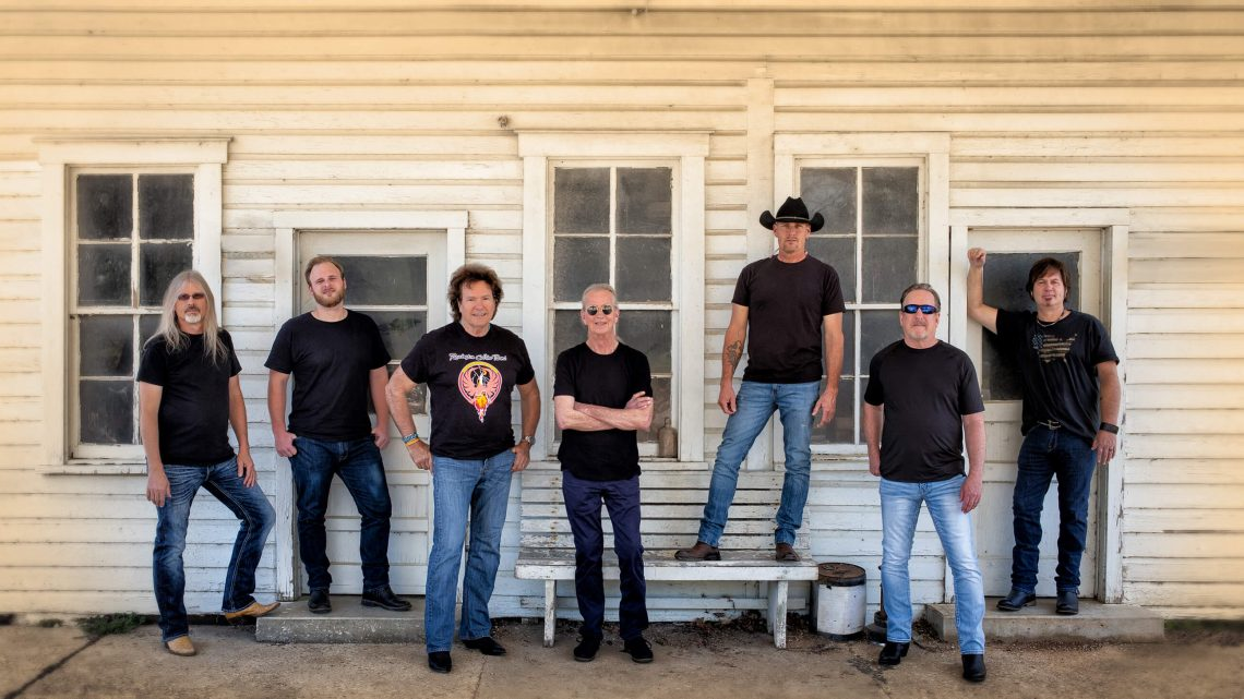 OUTLAWS  – New album Dixie Highway out on 28 February 2020 – USA Tour dates for 2020 announced