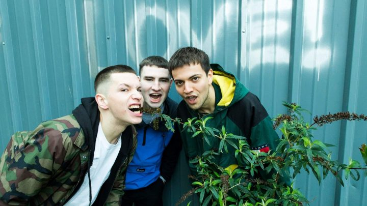 Manchester punk trio Aerial Salad announce new album Dirt Mall out March 27th + UK tour in April